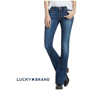 Lucky Brand Charlie Baby Boot Jean 2/26